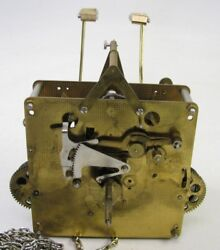 VINTAGE HERMLE 451-053H WESTMINSTER CHIME GRANDFATHER CLOCK MOVEMENT PARTS