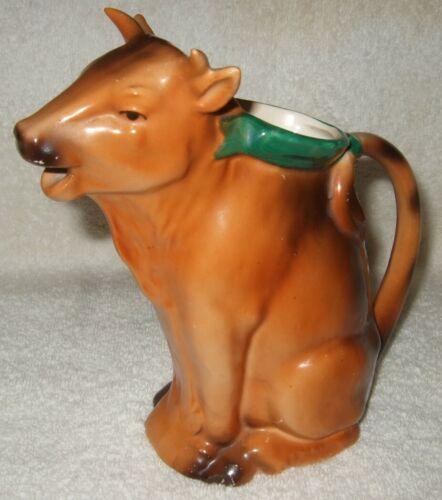 Vintage Cow Creamer