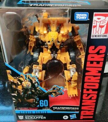 Transformers Studio Series Voyager CONSTRUCTICON SCRAPPER DEVASTATOR IN STOCK