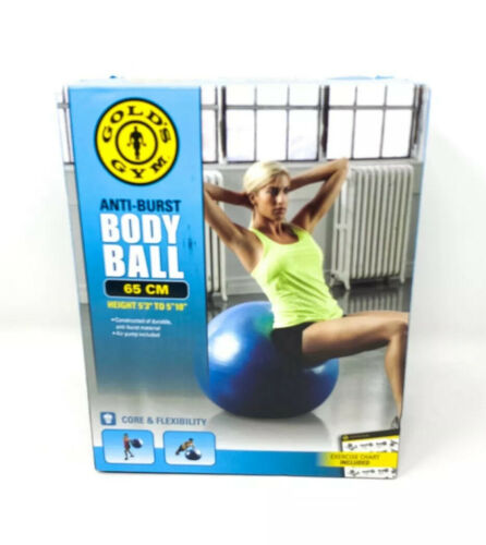 Gold's Gym 65 cm Anti-burst Body Ball