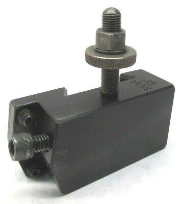 Aloris Bxa-8 Quick Change Universal Threading Tool Holder - 12 To 15 Swing