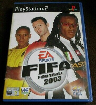 FIFA 2003...Playstation 2 Game for sale  Shipping to Nigeria