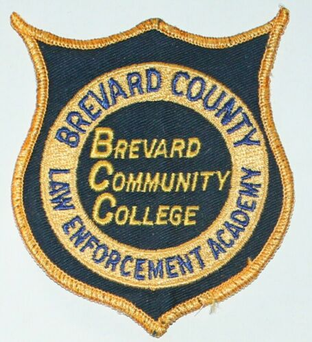 BREVARD COMMUNITY COLLEGE Law Enforcement Academy Florida FL Police Trainining