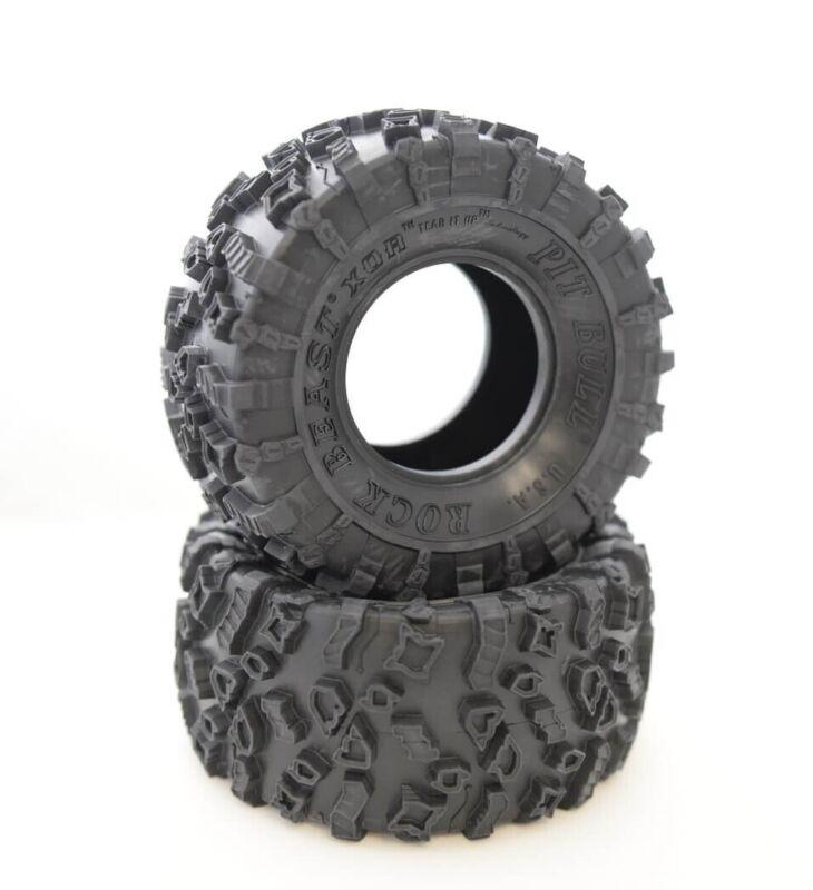 """Pitbull Tires 2.2"""" Rock Beast XOR Rock Crawling Tires (2) PB9001KK"""