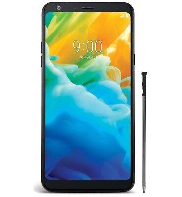 """NEW LG Stylo 4  - UNLOCKED - Q710MS - 32GB - 6.2"""" FHD+ Screen - Black"""