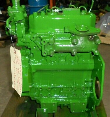 John Deere 670 Rebuilt Engine 3tna72-4jk Price Includes A 1000 Core Charge