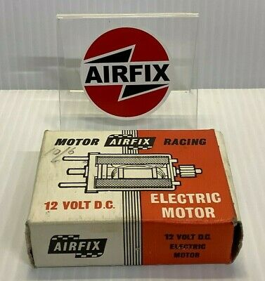 AIRFIX MOTOR RACING MRRC CUBE 3 POLE 12V DC SLOT CAR MOTOR...