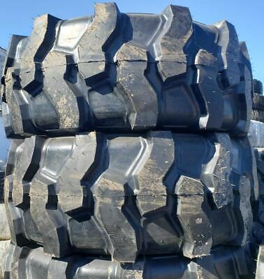 2-tires 19.5l24 Tires Industrial Plus R-4 Xhd 14pr Tire 19.524 Samson 19524