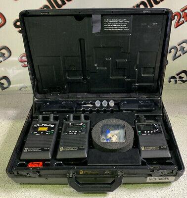 Wandel Goltermann Mk-4 Optical Fibre Measurement Kit.