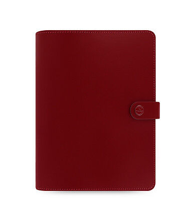Filofax A5 Original Organiser Planner Diary Pillarbox Red Leather - 022381 Gift
