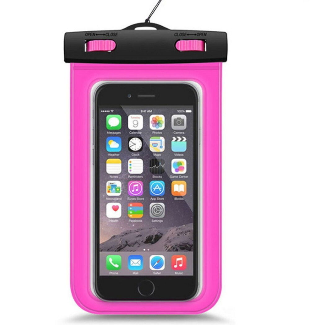 Waterproof Underwater Phone Pouch Bag Pack Case Cover For Cell iPhone Samsung Cases, Covers & Skins