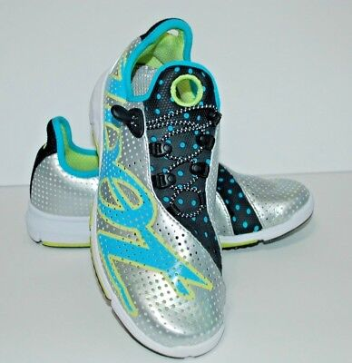 Zoot Metallic Silver, Aqua Special Edition Race 2.0 Shoes 59WRS01  Sz 9.5M for sale  Shipping to India