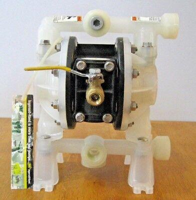 Ingersol Randaro Multiport Double Diaphragm Pump Pdo5p-arsptt-b A0299353