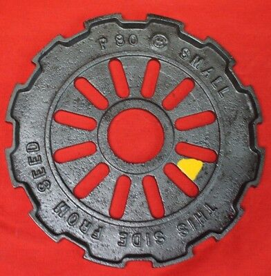 Corn Seed Plate For Cbq 1 - 7 Horse Mule Drawn Planter Early Ih Mccormick