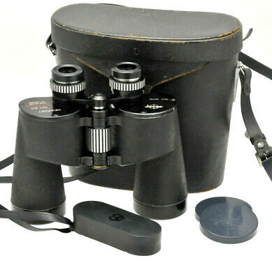 SWIFT Fully Coated NEWPORT 10X,50 Extra Wide Field Binoculars and case