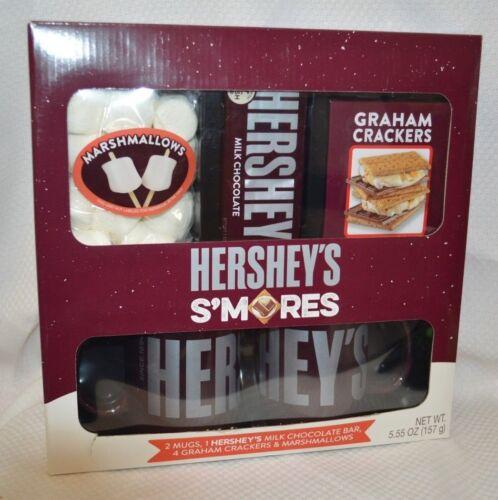 NEW! SET 2 MUGS Mug HERSHEY Chocolate COLLECT S