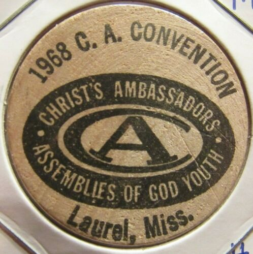 1968 Christ