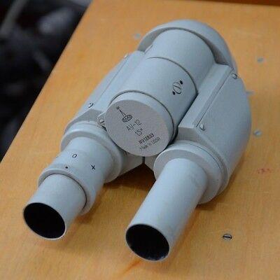 Lomo Au-12 Binocular Attachment For A Microscope