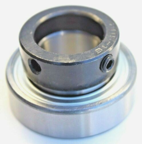 "Premium CSA205-16 Insert Bearing 1"" Bore w/Locking Collar  RA100RR JD8597 513016"