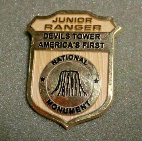 Junior Ranger Badge Devil