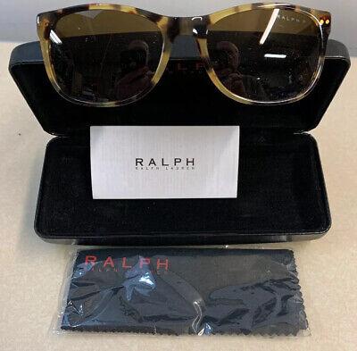 Ralph Tortoise Sunglasses Ralph Lauren Wayfarer Style Original Hard Case (Ralph Lauren Wayfarer)