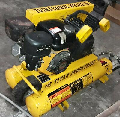 Titan Industrial Heavy Duty Air Compressor