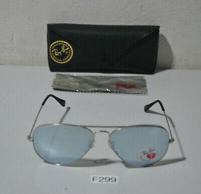 Sonnenbrille Ray Ban Unisex Pilotenbrille Damen Herren (F299-R43)