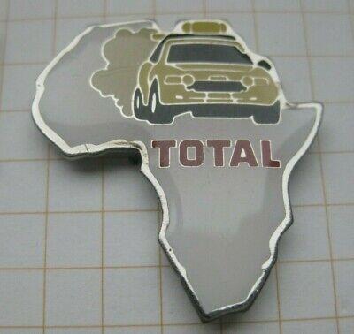 TOTAL / AFRIKA MAP  ....................... Tankstellen - Pin (205c) (Map Tank)