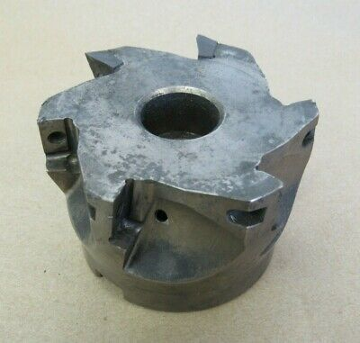 3 Seco Indexable Face Mill 1 Arbor R220.69-03.00-18-6an