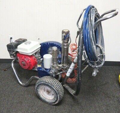 Graco Gh200 Convertible Hydraulic Airless Paint Sprayer - Gas
