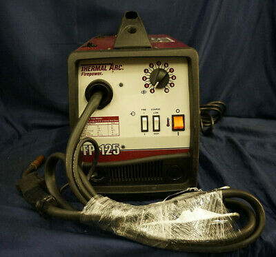 Thermal Arc Firepower Fp-125 1444-0324 Mig Welder Wirefeed