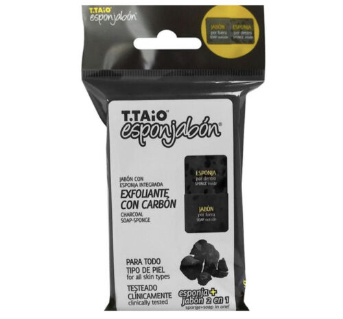 T-Taio Esponjabon Charcoal (Carbon)