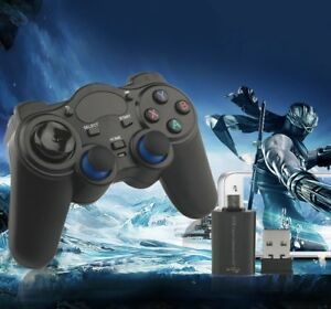 2.4GHz Wireless Smart Game Controller Gamepad Pad For ANDROID TV PI PC Hallam Casey Area Preview