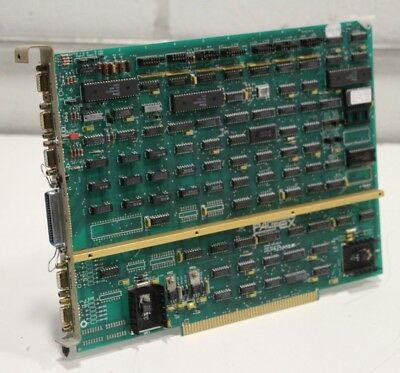 (Abner Paltex 36-9e 3600095 Serial Switch Board Module Card For Video Editing )