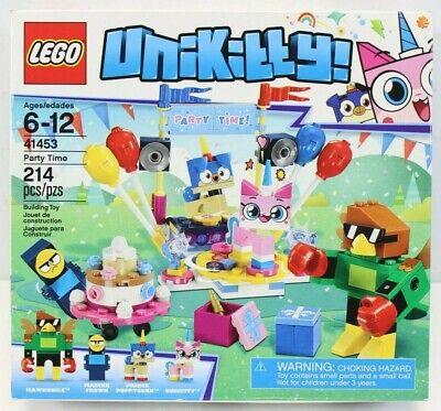 NEW Lego UNIKITTY! Party Time Cartoon Network 214 pcs 41453 - FREE SHIPPING