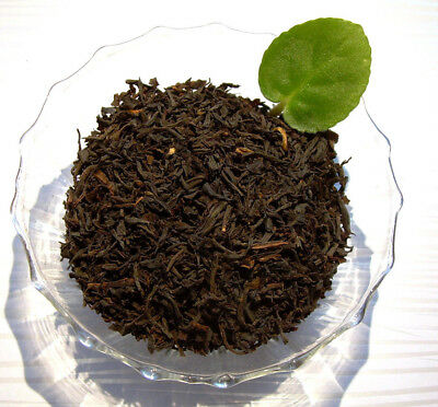 Tea ORGANIC Assam From India Blended Loose Leaf Aged Black Tea Pure & Natural (Organic Loose Tea)