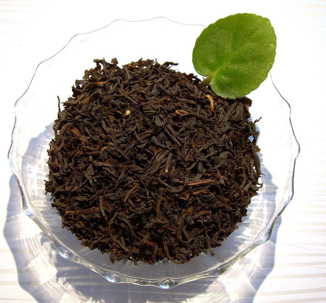 Tea ORGANIC Assam From India Blended Loose Leaf Aged Black T