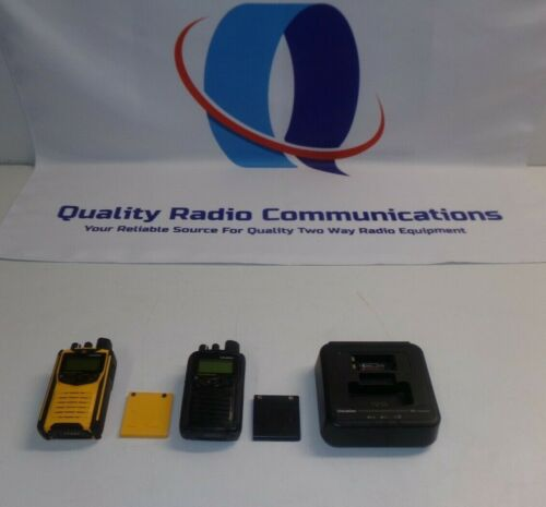 TWO Unication G1 AG18AAX1 33-39 MHz Low Band Fire EMS Pagers
