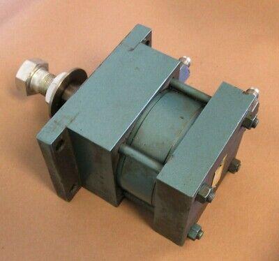 Parker Hydraulic Cylinder Model J3l Ts19 4.00 Bore .500 Str