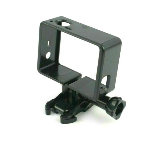 Black Standard Frame Border Housing Case Mount For GoPro Hero 3 Hero 3+ Hero 4