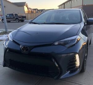 2019 TOYOTA COROLLA SE WITH UPGRADE PACKAGE