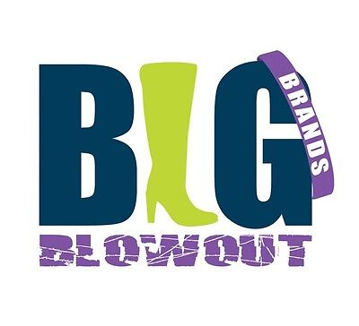 BIG BRANDS BLOWOUT Shoes n more