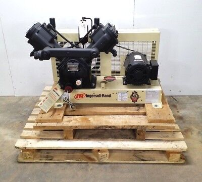 New Ingersoll Rand 235hn1x5 Air Compressor 235hnl Non-lubricated 5 Hp 3 Ph