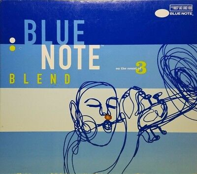 BLUE NOTE BLEND - ON THE COUNT OF 3 - CD 2000   EXCELLENT  CONDITION / FREE SHIP for sale  Shipping to India