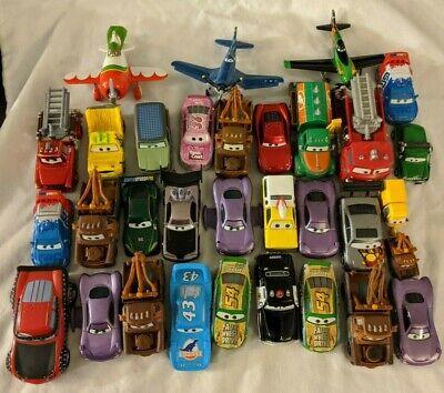 Disney Pixar Cars and Planes Diecast Vehicle Lot + More