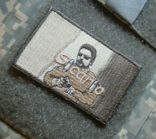 BAGHDAD WHACKER® PRIVATE SECURITY MILITARY CONTRACTOR PMC burdock PATCH Sicario