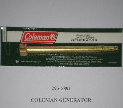 New 295-5891 Coleman Lantern Generator fits 295 Dual Fuel Lanterns Free shipping