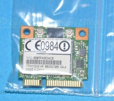 Acer Aspire 5552 Laptop Wireless WiFi Card for sale  Shipping to India