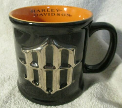 Harley-Davidson Mug Coffee Cup 3D Logo 2002