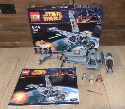 LEGO Star Wars B-Wing (75050) with Box and Instructions